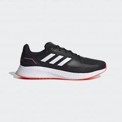 Giày Adidas RunFalcon 2.0 Nam - Đen Cam