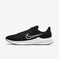 Giày Nike Downshifter 11 Nam- Đen Trắng