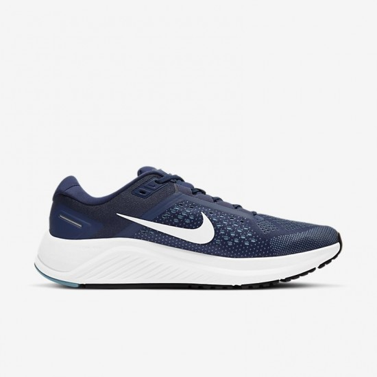 Giày Nike Air Zoom Structure 23 Nam -  Xanh Navy