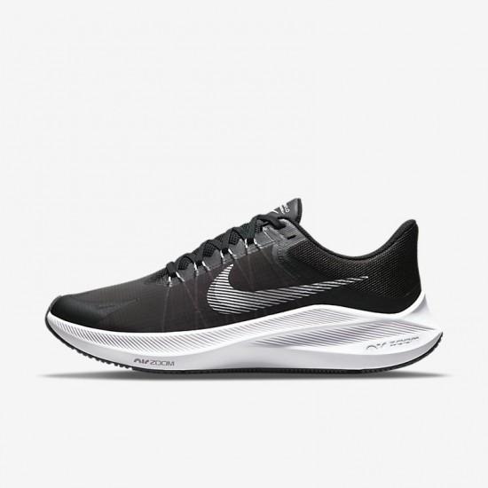 Giày Nike Winflo 8 Nam - Đen Trắng