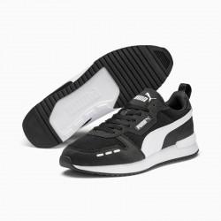 Giày Puma R78 Sneakers Nam - Đen Trắng