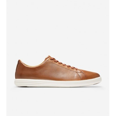 Giày Cole Haan Grand Cross Court Nam -Nâu