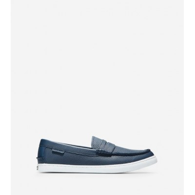 Giày Cole Haan Nantucket Loafer II Nam-Xanh Navy