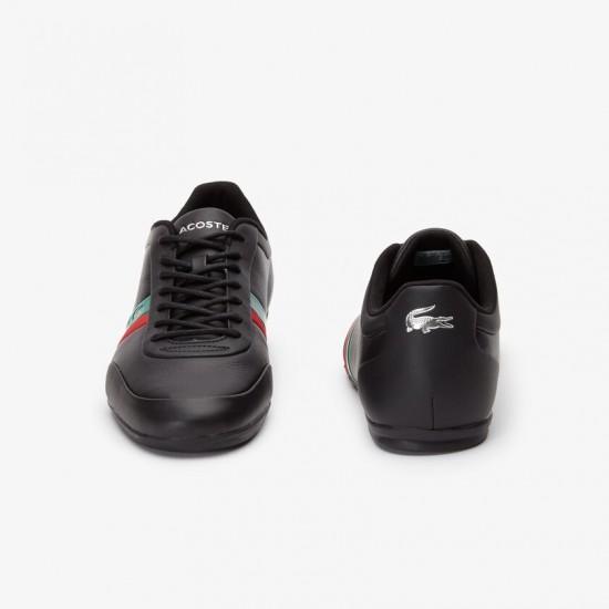 Giày Lacoste Storda Sport 319 Nam Đen Đỏ