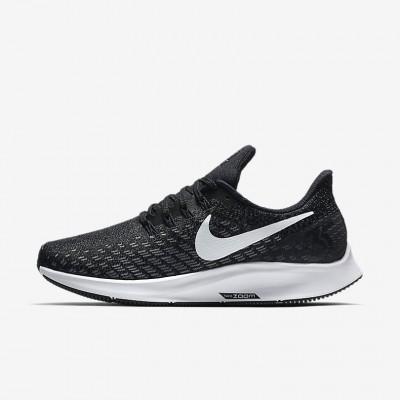 Giày Nike Air Zoom Pegasus 35 Nữ - Đen Trắng