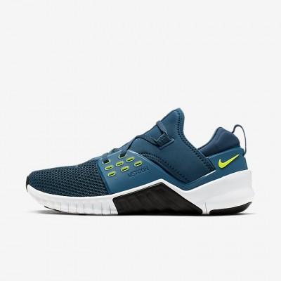 Giày Nike Free Metcon 2 Nam - Xanh