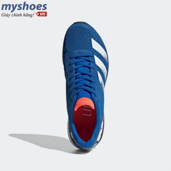 Giày adidas Adizero Boston 8 Nam Xanh