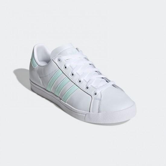 Giày adidas Coast Star Nữ Trắng Xanh Mint