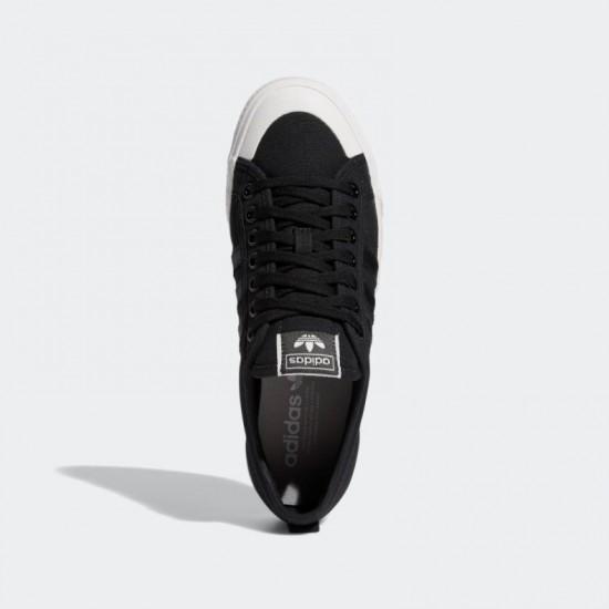 Giày adidas Nizza Nam Đen Trắng