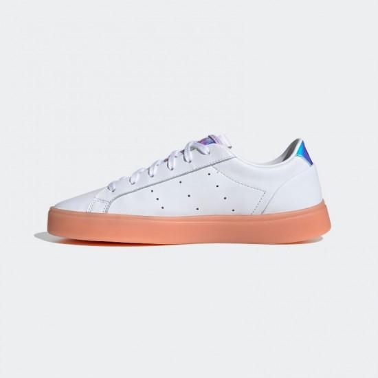 Giày adidas Sleek Nữ Trắng Cam