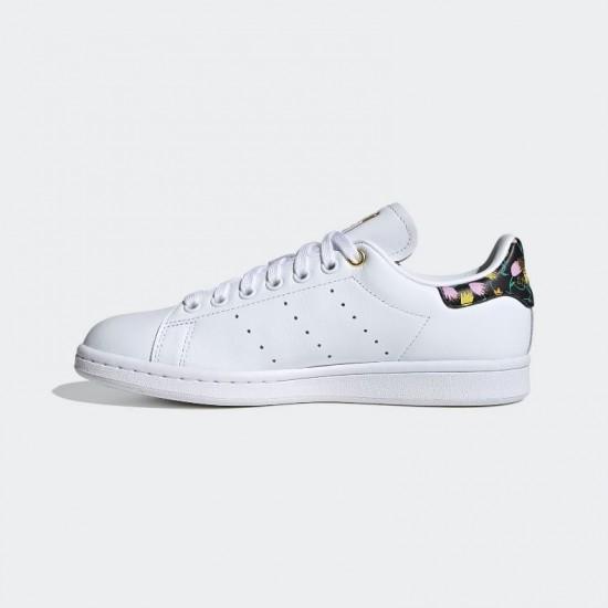 Giày adidas Stan Smith - Nữ Trắng Đen (Gold)