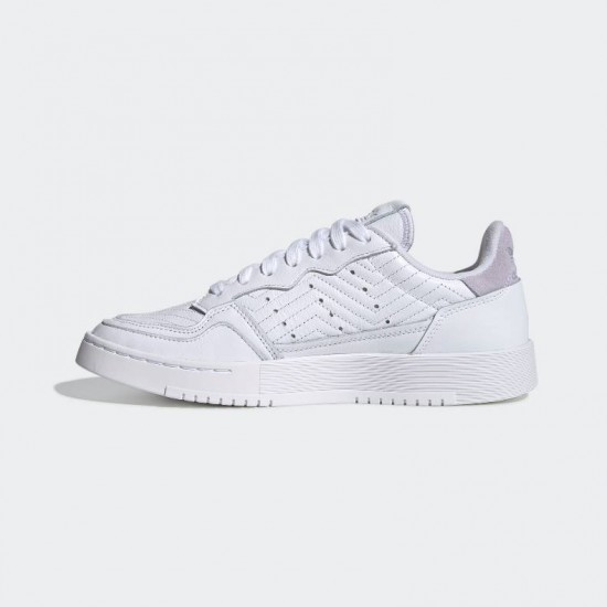 Giày adidas Super Court Nữ Trắng Full