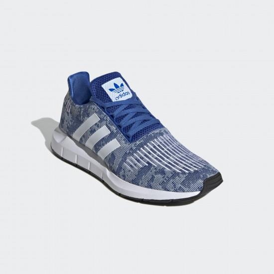Giày adidas Swift Run Nam - Xanh
