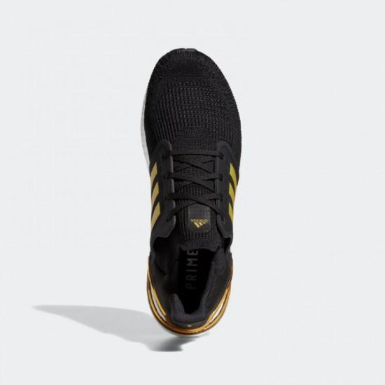 Giày adidas Ultra Boost 20 Nam - Đen Vàng