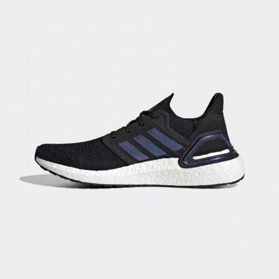 Giày adidas Ultra Boost 20 Nam - Đen Xanh