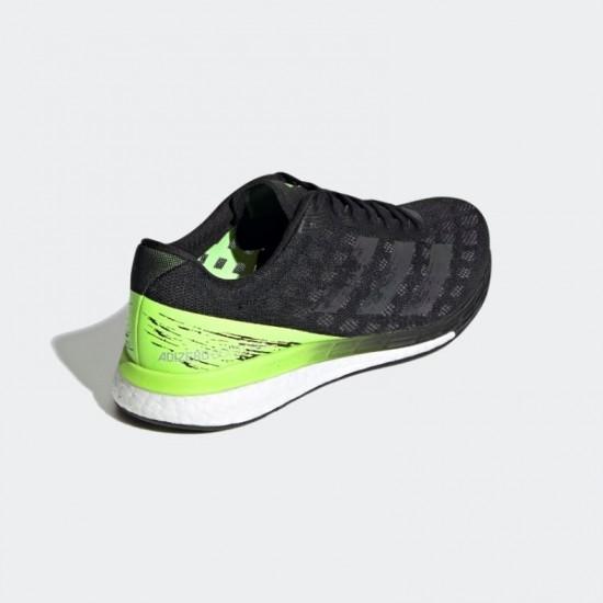 Giày adidas Adizero Boston 9 m Nam - Đen Xanh