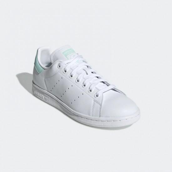 Giày adidas Stan Smith - Nữ Trắng Xanh Mint