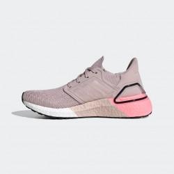 Giày adidas Ultra Boost 20 Nữ - Hồng Đất