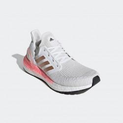 Giày adidas Ultra Boost 20 Nữ - Trắng Hồng