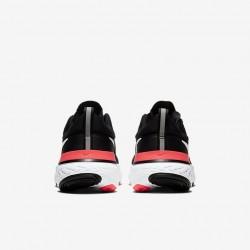 Giày Nike React Miller Nam - Đen Đỏ