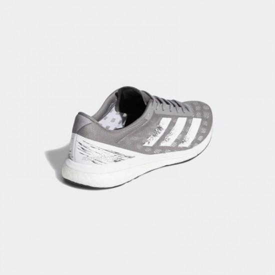 Giày adidas Adizero Boston 9 m Nam - Xám