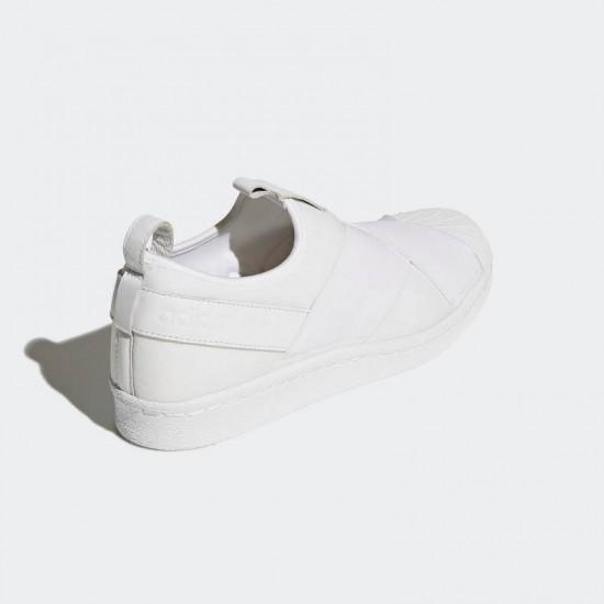 Giày adidas SST Slipon Nữ Trắng Full