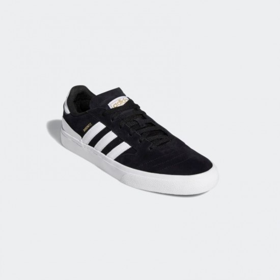 Giày adidas Busenitz Vulc II Nam - Đen Trắng