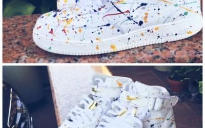 Mẹo làm mới đôi giày cũ của bạn trong tích tắc