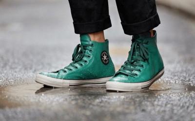 Ngại gì mưa gió với 6 đôi giày đi mưa cực cool ngầu này