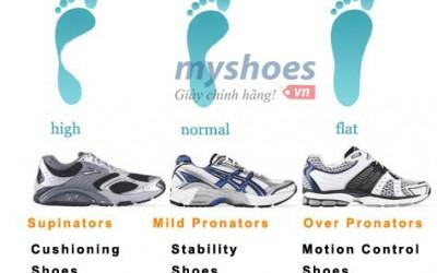 Các loại giày chạy bộ? Bạn am hiểu đến mức nào?