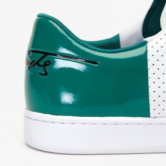 Giày Lacoste Carnaby Evo 319 - Trắng Xanh