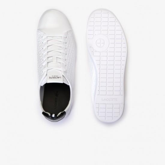 Giày Lacoste Carnaby Evo 119 - Trắng Đen