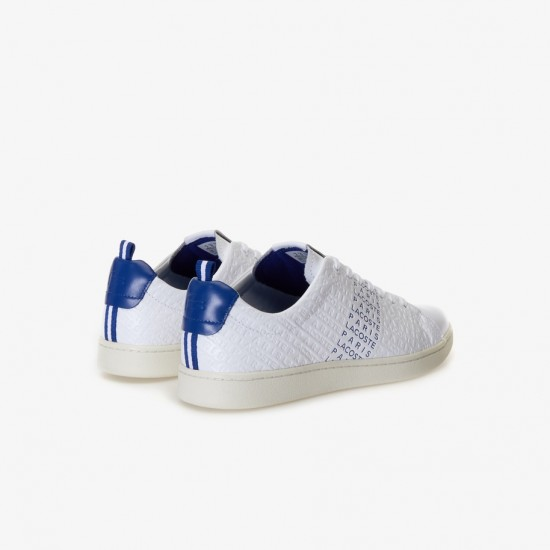 Giày Lacoste Carnaby Evo 119 - Trắng Xanh