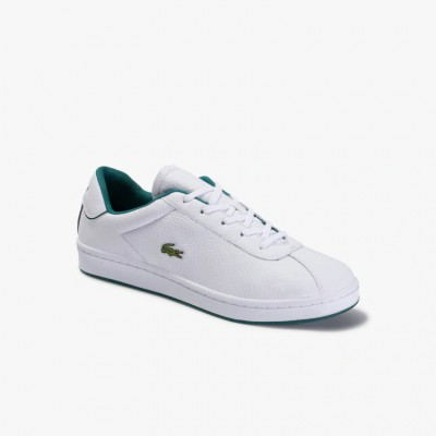 Giày Lacoste Master 120 Nam Trắng Xanh