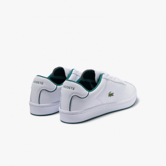 Giày Lacoste Master 120 Nam Trắng Xanh