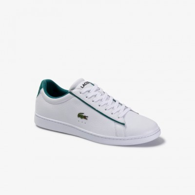 Giày Lacoste Carnaby Evo 120 - Trắng Xanh