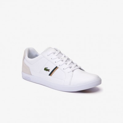 Giày Lacoste Europa 319 Nam - Trắng