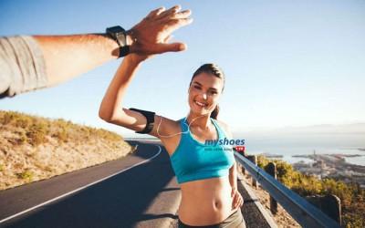 Lợi ích tuyệt vời từ chạy bộ