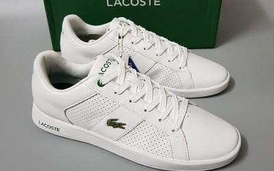 Nhận biết Giày Lacoste thật hay giả