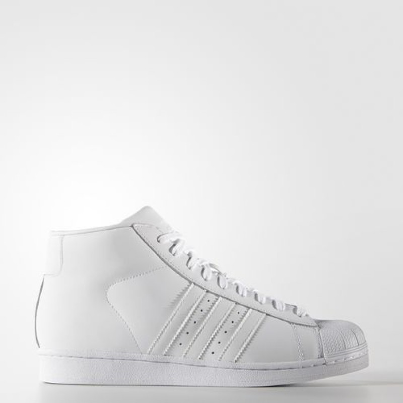 Giày adidas Pro Model - All white