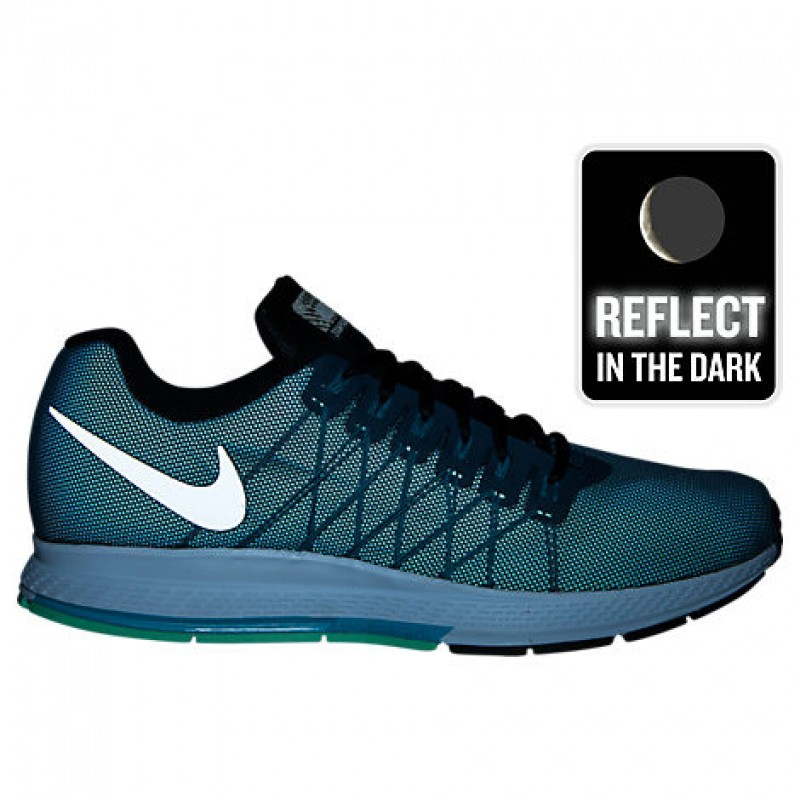 quality design 0f32a 8d550 ... promo code giày nike air zoom pegasus 32 flash xanh 688db 047d7