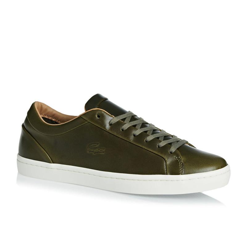 Giày Lacoste Straightset 3 Nam - Khaki