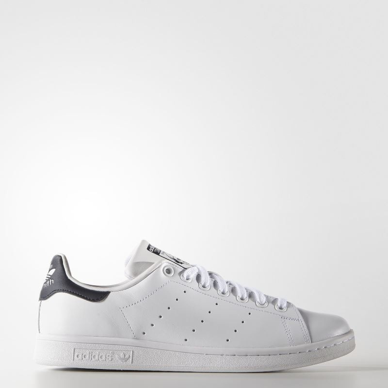 Giày Thể Thao adidas Stan Smith Nữ - Trắng Navy