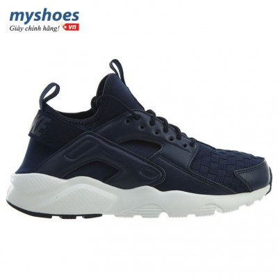 Giày Nike Air Huarache Run Ultra SE Nam - Xanh Navy