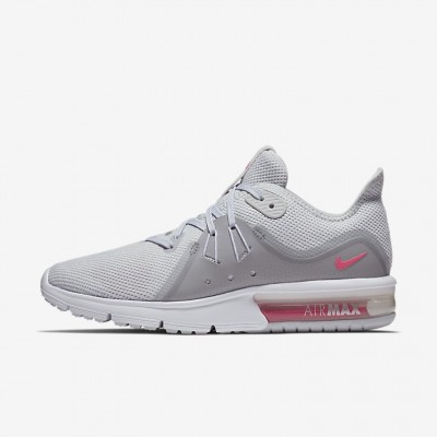 Giày Nike Air Max Sequent 3 Nữ - Trắng Hồng