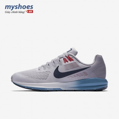 Giày Nike Air Zoom Structure 21 Nam - Xám