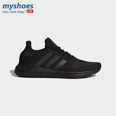 Giày adidas Swift Run Nam - Đen