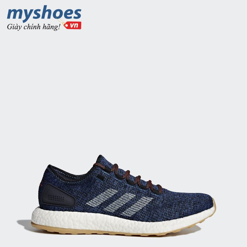 Giày adidas Pure Boost Nam - Xanh
