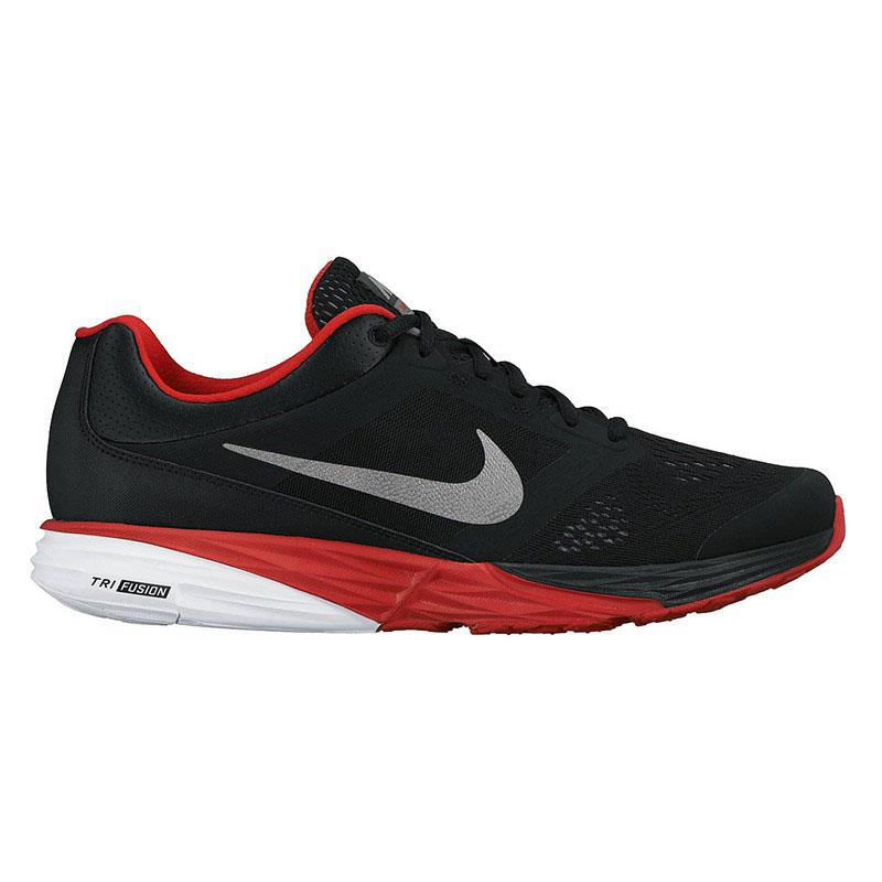 Giày Nike Tri Fusion Run MSL Nam - Đen đỏ