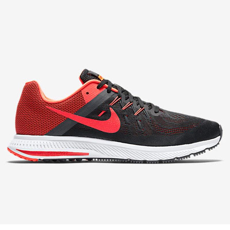 Giày Nike Zoom Winflo 2  Nam - Đen đỏ